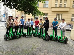 Cool Segway Tour