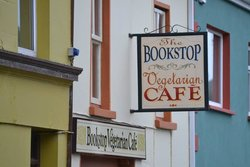 Bookstop Vegetarian Cafe