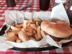 Hillbillies BBQ Restaurant