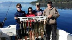 Chuck's Charter Fishing