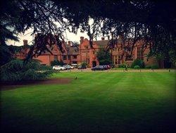 Hanbury Manor.