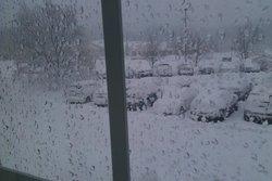 вот так это выглядит зимой
