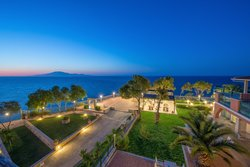 Balcony Blue and Sea Restaurant