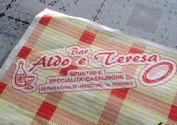 Punto ristoro da Aldo
