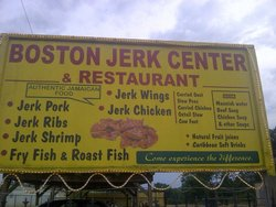 Boston Jerk Center