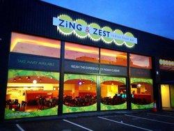 Zing & Zest Indian Restaurant
