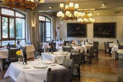 imagen Parador de Avila. Restaurante Piedras Albas en Ávila