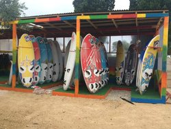 Water Donkey Windsurfing and Kitesurfing Centre