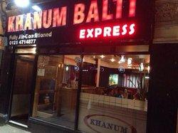 Khanum Restaurant