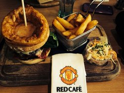 Manchester United Cafe