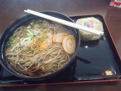 Aritomi Service Area Kudarisen Snack Corner