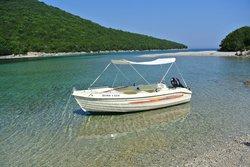 Boat Rental Sivota