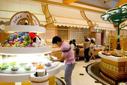 World World Buffet Hotel Keihan Universal City