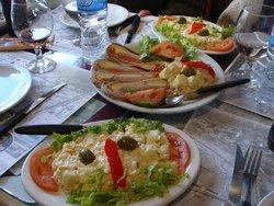 Restaurante Punto y Banca