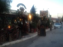 O Barba Sideris Taverna