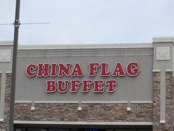 China Flag Buffet