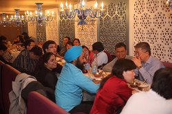 Ganges Indian Restaurant(Hairun)