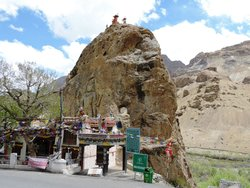 Mulbekh Monastery