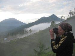 Bali Volcano Trekking