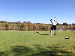 Beautiful golfcourse