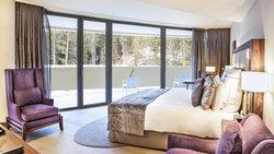 Alpine Suite - Bedroom