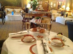 Afternoon Tea at Old Government House Hotel