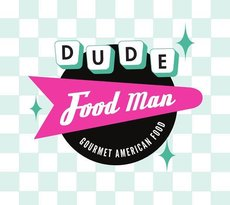 DUDE FOOD MAN TURKEY