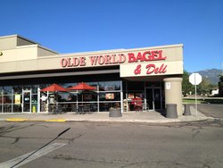 ‪Olde World Bagel & Deli‬