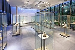 Museum für präkolumbische Kunst Casa del Alabado