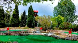 Colorado Journey Miniature Golf Course