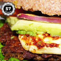 57 Veggie Burgers