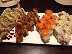 Hana Korean Grill & Sushi Bar