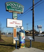 Hoover's Grill & Ice Cream