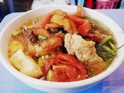 Mrs. Phuong's Vietnamese Noodle Soup