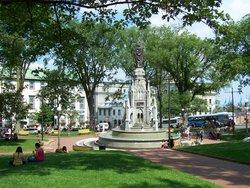 Fontaine de la Place d'Armes
