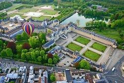 Promenades en montgolfière
