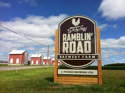 Ramblin' Road Brewery Farm