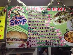 Camarena's Taco Shop