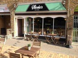 Nicola's Tea Shop