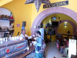 Cafe Catedral