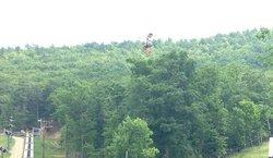 Massanutten Resort: Zip Line and Canopy Tours