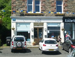 Cafe at Kilcreggan