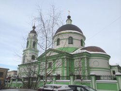Church in Honor of St. Basil's Cathedral