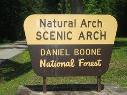 Natural Arch Scenic Area