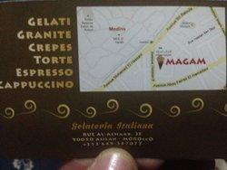 Magam Gelateria Italiana