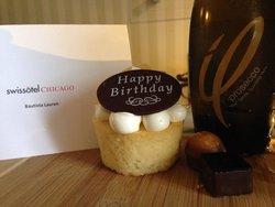 Birthday treats :)