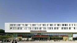 Dusseldorf Bilk Arcaden