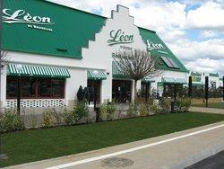 Restaurant Leon De Bruxelles Besancon