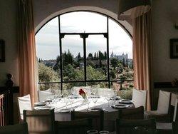 Restaurante Cigarral Monte Rey Toledo