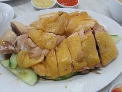 Restoran Traditional Hainan Chicken Rice Shop